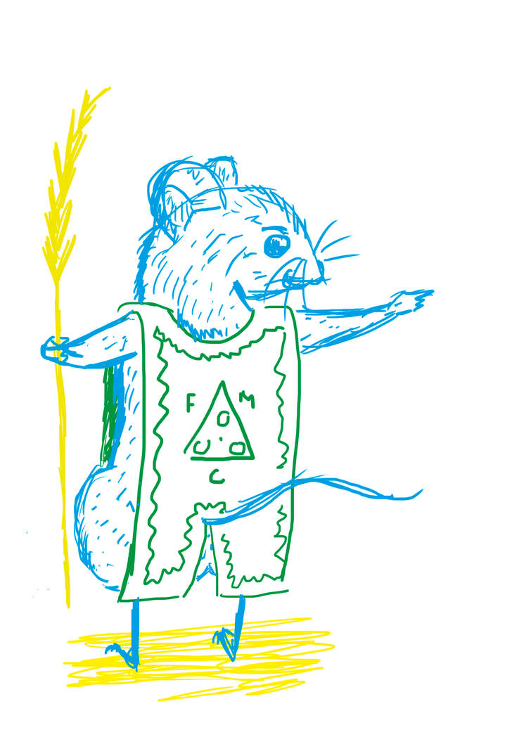 Mouse Garde