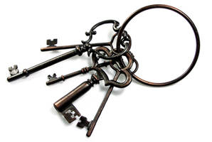 Keys 1 - Stock by Inadesign-Stock