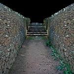 Garden Walls - Path 2 - Stock