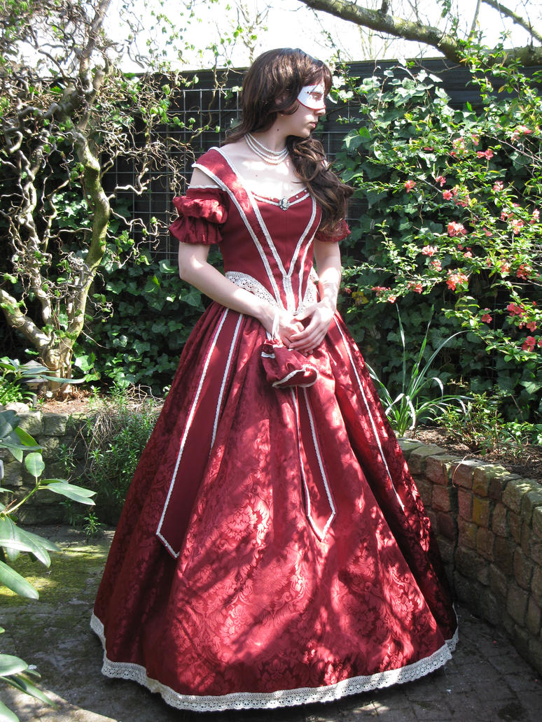 Venetian dress by ElisabethThornbrooke ... & Venetian dress by ElisabethThornbrooke on DeviantArt