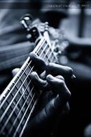 Guitar Strings by ranan-rains