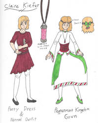 Clarie Keifer Reference Pt 1 by AnimeGeek15