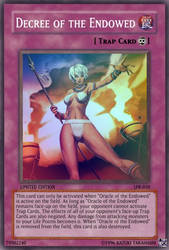 Yu-Gi-Oh! Orica: Decree of the Endowed