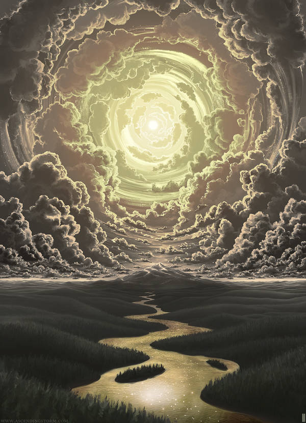 What Only Exists In The Mind by Ascending-Storm