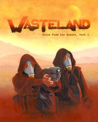 Wasteland Movie Poster by unusualworlds