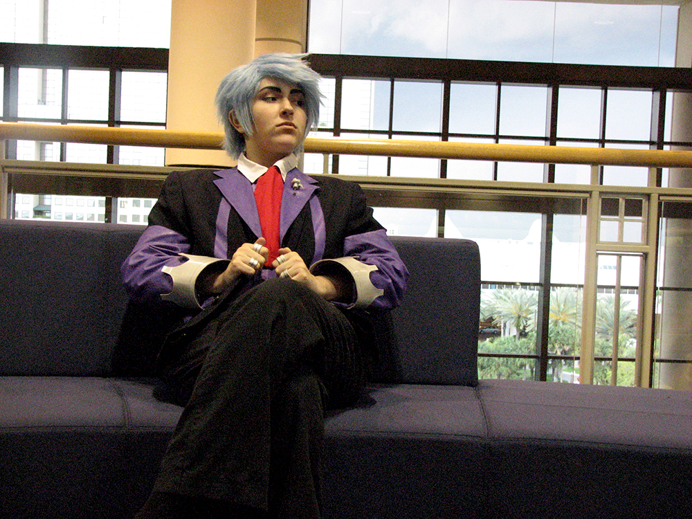 Steven Stone by Aerialacez