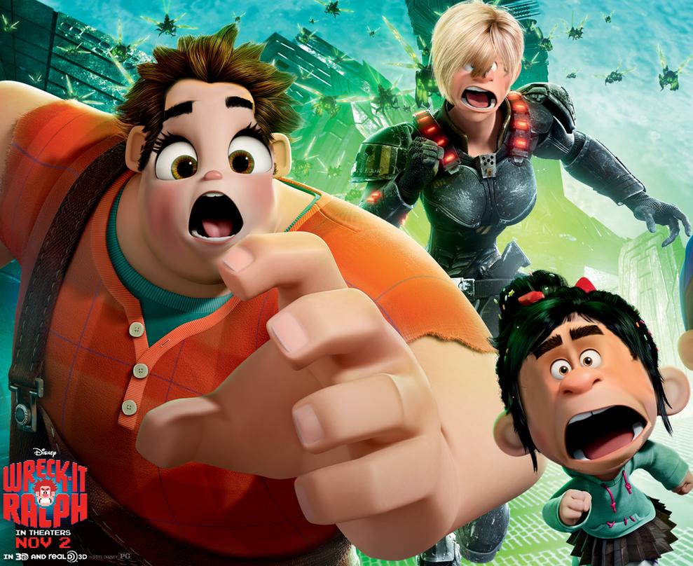 Ralph 2.0 [Walt Disney - 2018] Wreck_it_ralph_face_swap_by_itsanorange-d67hvrk