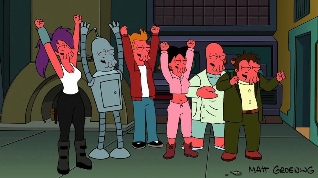 Futurama Zoidberg Face Swap by itsanorange