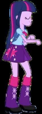 EQG Twilight Sparkle's Boogie Dance