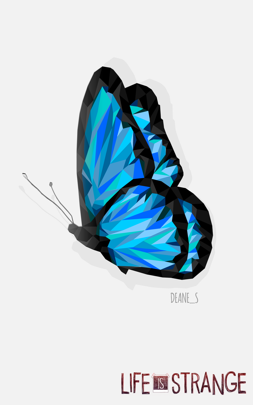 Life Is Strange Butterfly