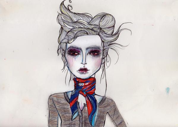 Marie-france . by Sirxlem