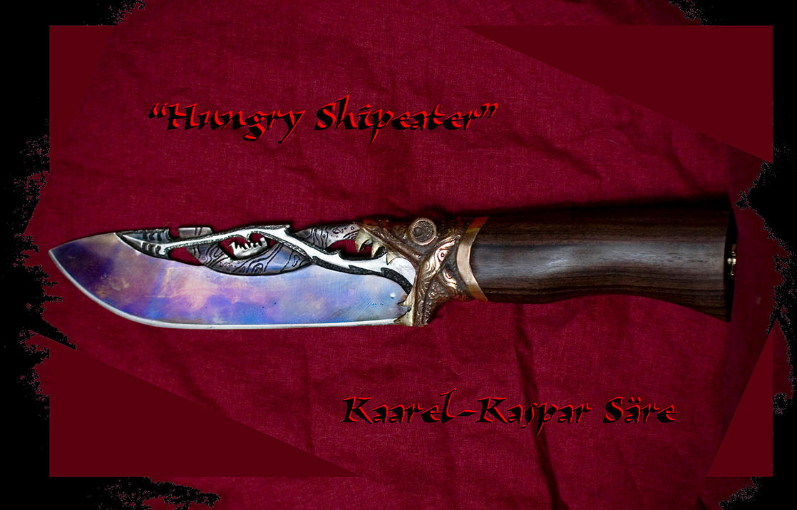 Hungry shipeater knife by Ugrik