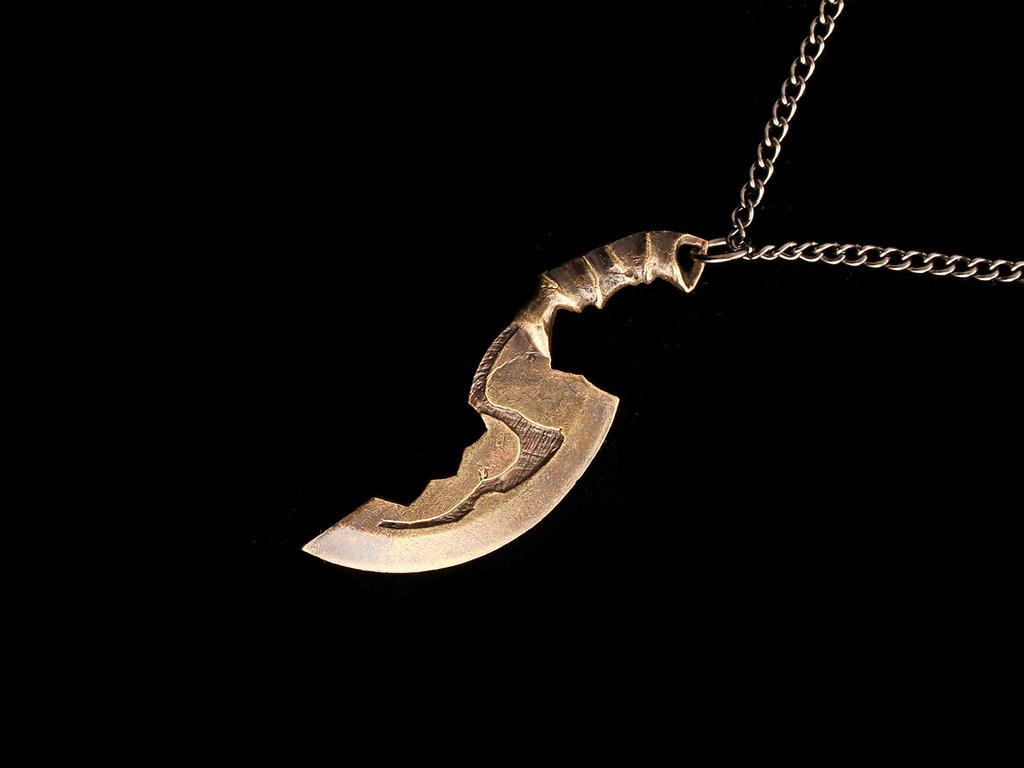 Blink Dagger pendant by Ugrik