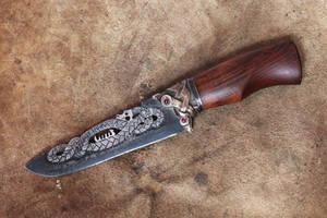 Journey knife by Ugrik