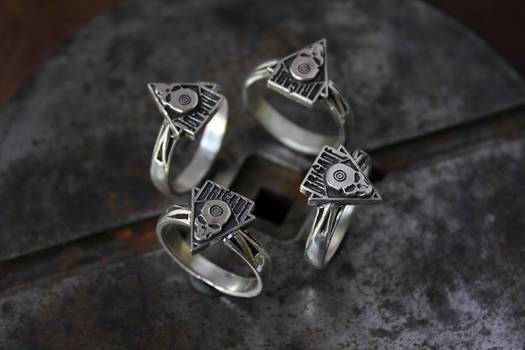4 unmentioned rings Sauron made for spacepirates.