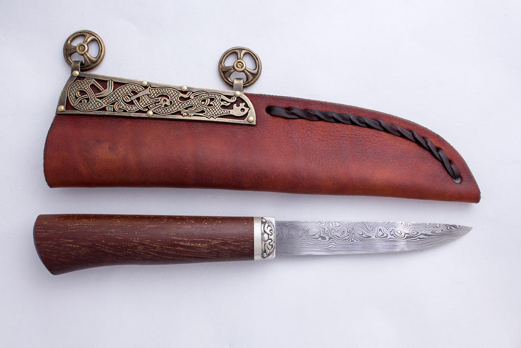 Viking knife by Ugrik