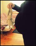 Pregnant Bunny