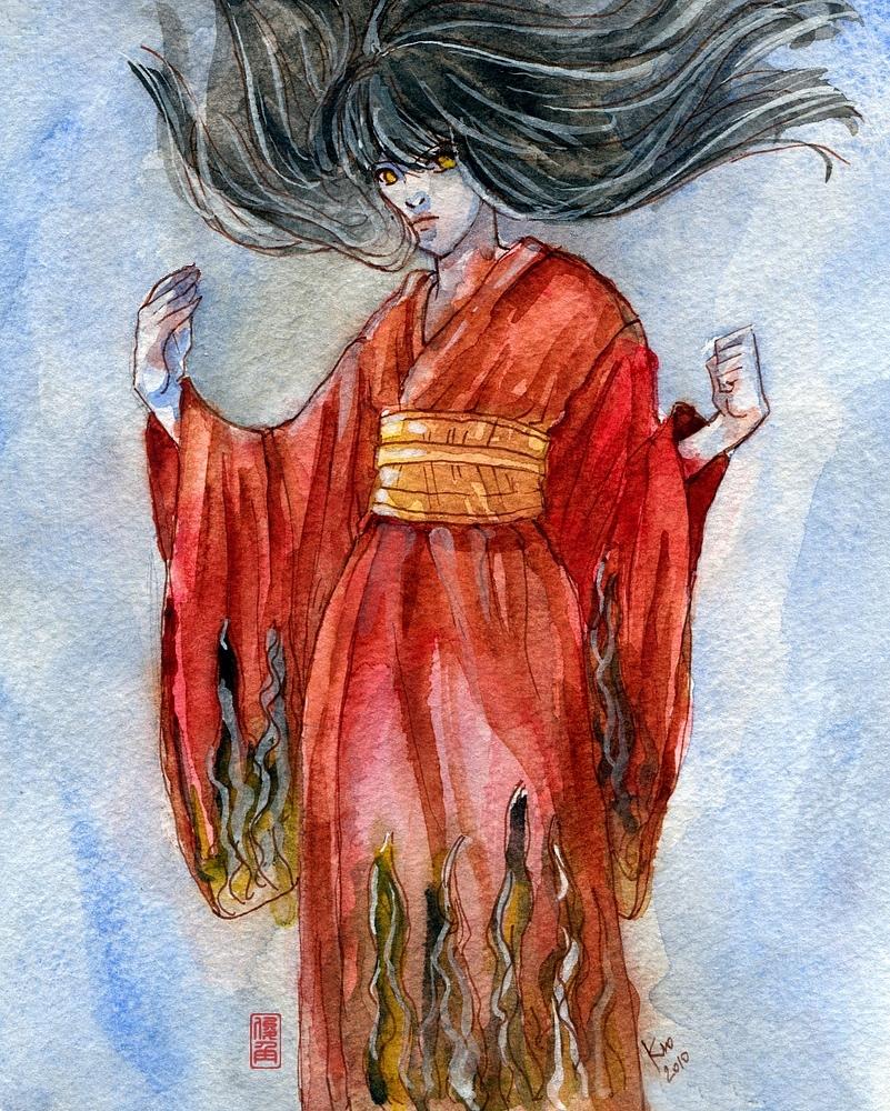 Fatal Frame IV: Sakuya by Shunkaku