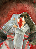 Fatal Frame III: Twin Priestesses by Shunkaku