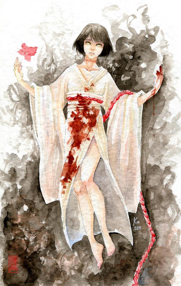 Fatal Frame II: Sae by Shunkaku
