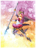 Odin Sphere: Griselda by Shunkaku