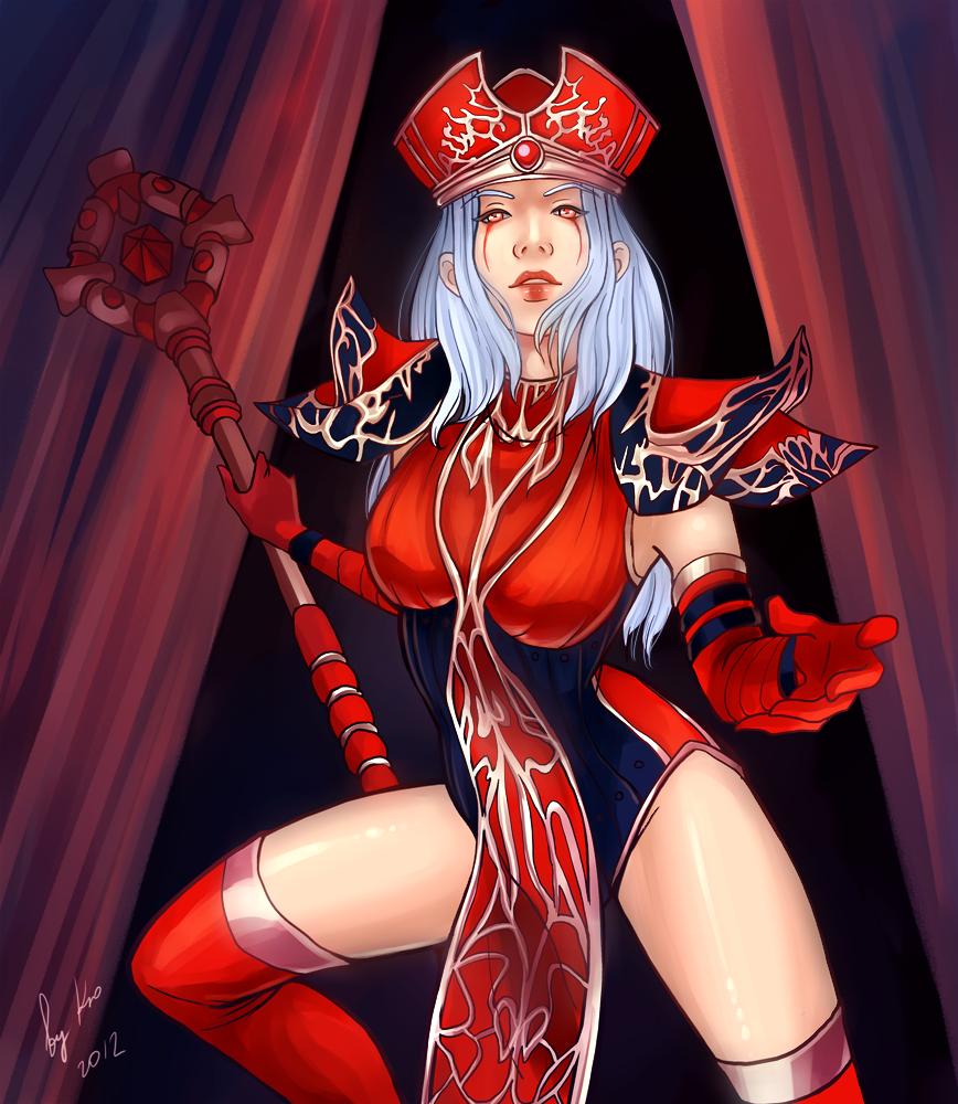 Inquisitor sally whitemane porno favorites