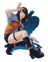 Fatal Frame V: Yuuri by Shunkaku