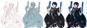 Bayonetta - Process