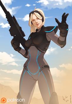 [P] Heroes of the Storm: Nova