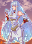 [P] Valkyria Chronicles: Selvaria - White