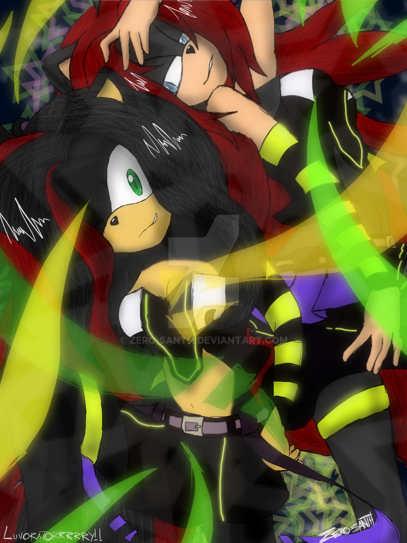 .:Speed Paint:. LUVORATORRRRRY! by Zero-sanTH