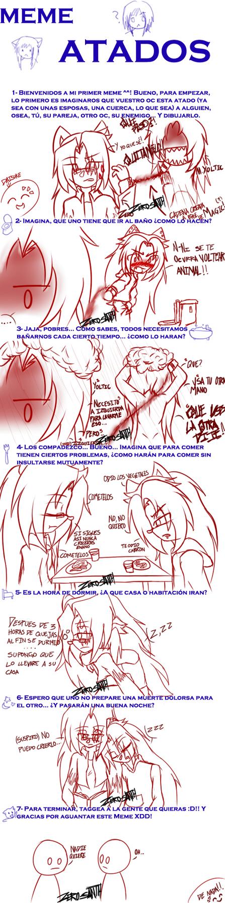 .:Meme:. Atados (Zero y MYoltic) by Zero-sanTH
