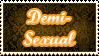 Demisexual by alexvee