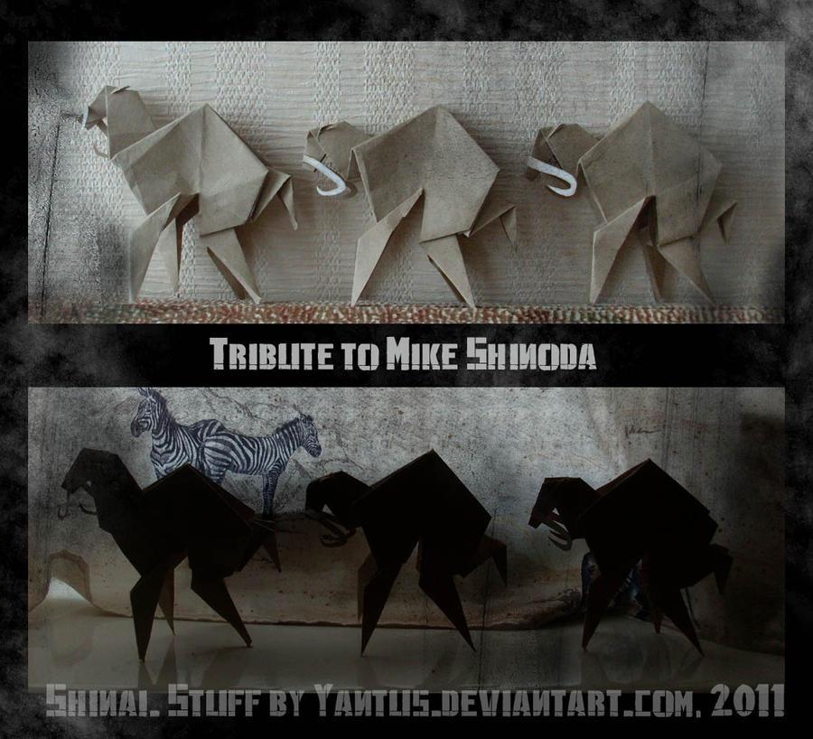 Shinai Paper by Yantus