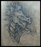 Dragon scetch by Yantus