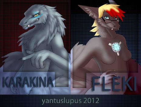 KF badges
