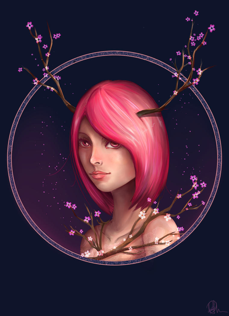 Cherry Blossom by Craftea