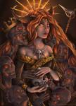Priestess of Death