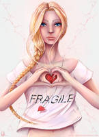 Fragile Heart by Craftea