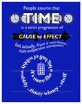 Wibbly Wobbly Timey Wimey Stuff Poster Doctor Who
