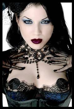 Morgana Black Hair