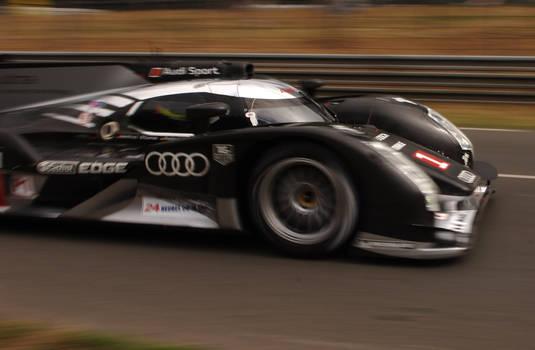 Audi R18  at Le Mans 2011