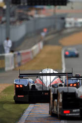 Peugeot 908 at Le Mans 2011 by DaveAyerstDavies