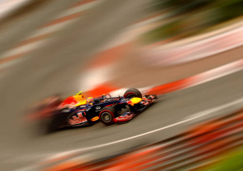 Mark Webber wins Monaco GP 2012