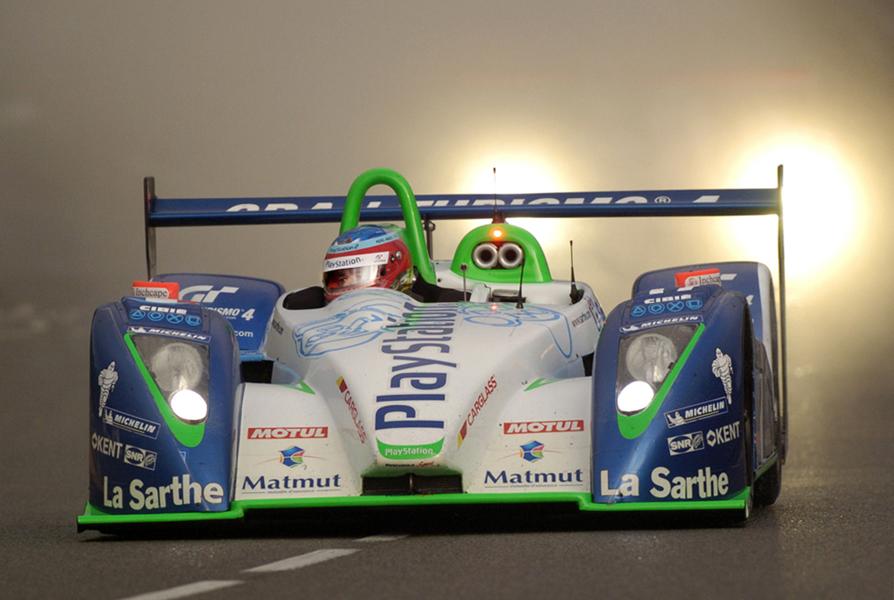 Sebastien Loeb at Le Mans by DaveAyerstDavies