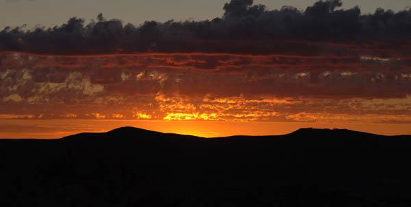 Desert Sunrise 2 by DaveAyerstDavies