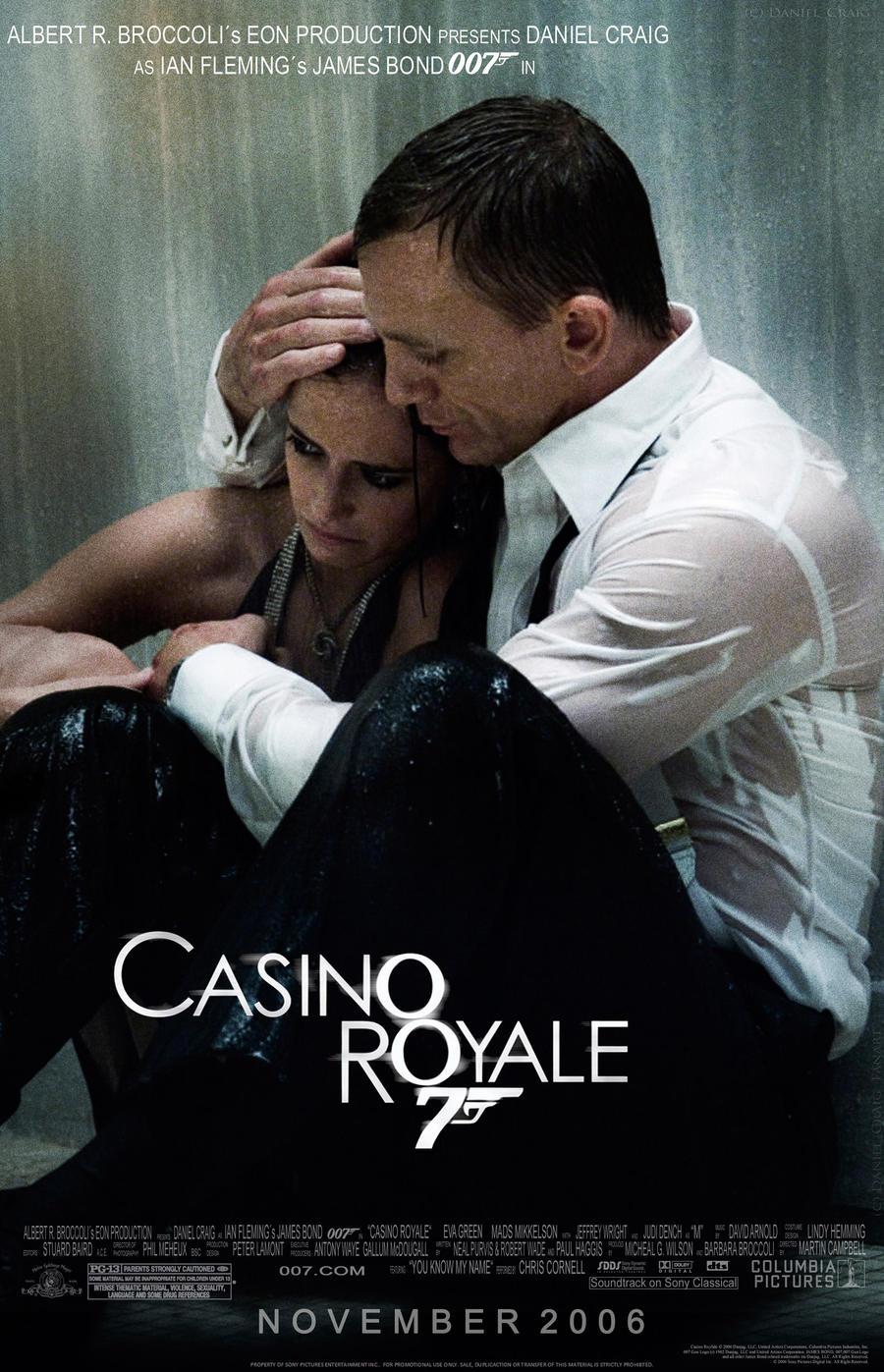 james bond casino royale soundtrack