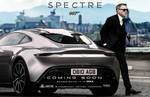 BOND24 SPECTRE OneSheet theatrical IMAX Print-Quad