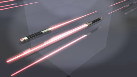 Darth Rion Lightsaber On