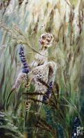 Monster bird by Giulyblader